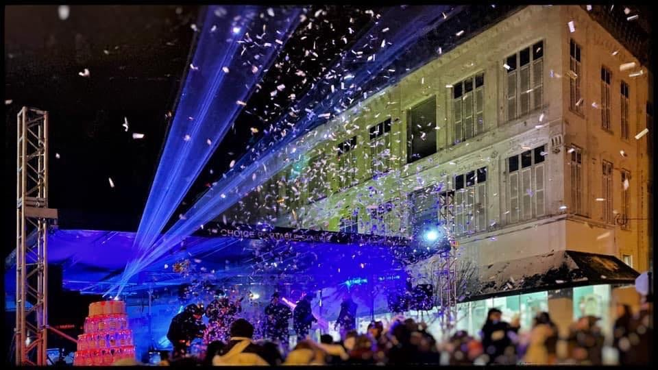 4th Annual Downtown Fremont, Ohio New Year's Eve Celebration | Downtown Fremont, Ohio